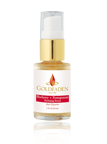 Goldfaden Blueberry and Pomegranate Anti-Glycation Hydrating Serum