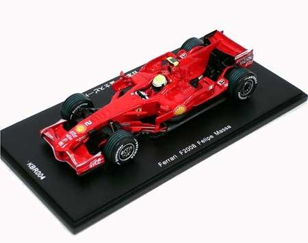 Ferrari F2008 '08 Japan GP #2 F.Massa