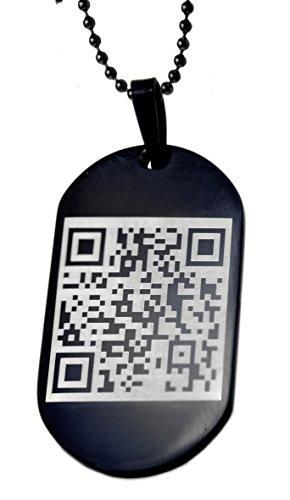 plaque-didentite-noir-avec-votre-propre-qr-code-en-acier-inoxydable