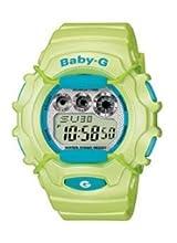 Casio Baby-G Damen-Armbanduhr grün Digital Quarz BG-1006SA-3ER