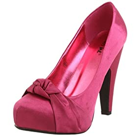 Miss Me Vernice-30 Platform Pump - Free Overnight Shipping & Return Shipping: Endless.com :  platform platforms hidden platforms heels