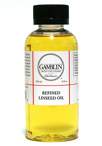 gamblin-alkali-refined-linseed-oil-4-oz-bottle