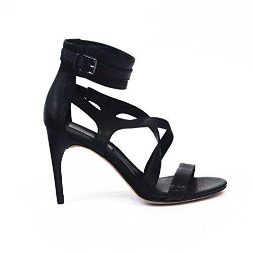 """Bcbgmaxazria con grafica """"Stilettos"""" con tallone, cinturino alla caviglia per donna, misura 9"""