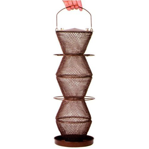 Image of No No Five Tier Bird Feeder - In Your Choice of Two Colors (B002URFC5O)