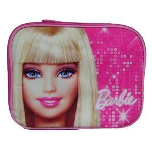 Barbie Hot Pink Lunch Box