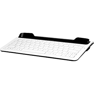 Samsung ECRK14AWEGXAR Galaxy Tab 10.1 Keyboard Dock (Full-Size)