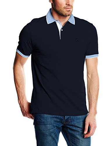 hackett-london-mens-polo-shirt-x-large-595navy