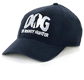 Dog The Bounty Hunter Hat by Dog TBH (Navy / White / One Size)