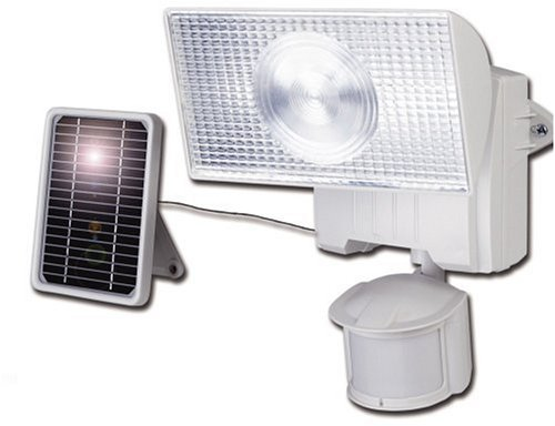 Cooper Lighting Msl180W Motion Activated Solar Floodlight