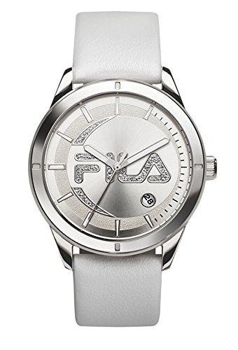 Fila Orologio da donna Orologio da polso Fashion quarzo 38-079-004FILASHION argento bianco