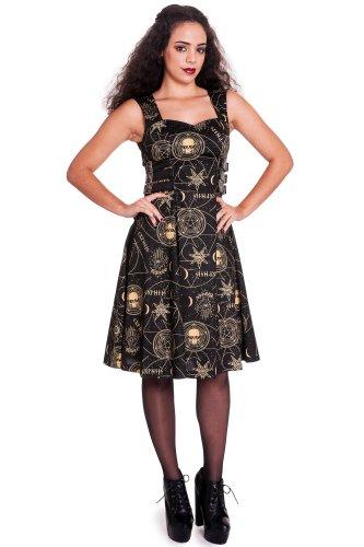 Spin Doctor dell'abito TABITHA DRESS 4303 nero XXXL