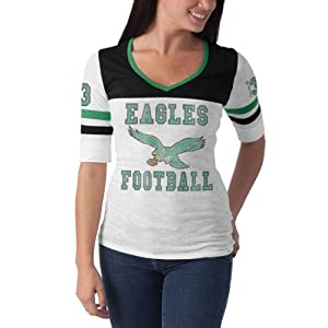 NFL Philadelphia Eagles Ladies Debut Tee by