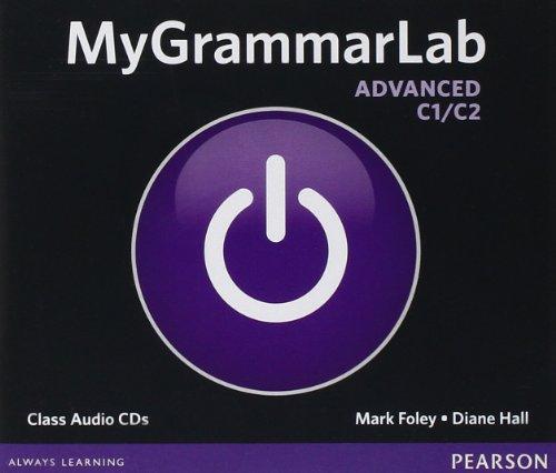 MyGrammarLab Advanced Class Audio CD (MyGrammarLab Global)