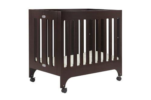 Deals Babyletto Grayson Mini Crib with Mattress Pad