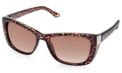 Escada Escada Wayfarer Sunglasses (Demi Brown) (SES 269|0978|56)