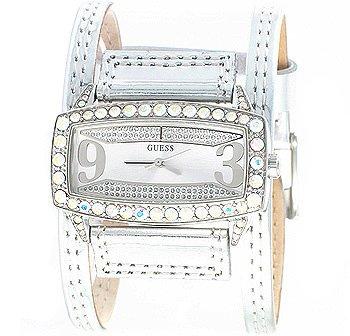 Reloj Guess Trend W95039l1 Mujer Plateado