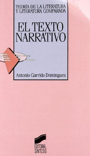 LINGUISTICA DE LOS TEXTOS NARRATIVOS