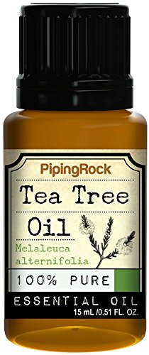 Tea Tree 100% Pure Essential Oil 1/2 Oz (15 Ml) 100% Pure Oil