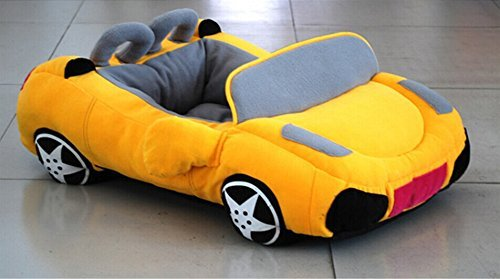 Luxury Sports Car Design Pet Bed for Small Dogs