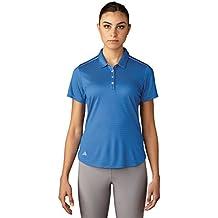 Adidas Golf Women's Microdot Short Sleeve Polo T-Shirt