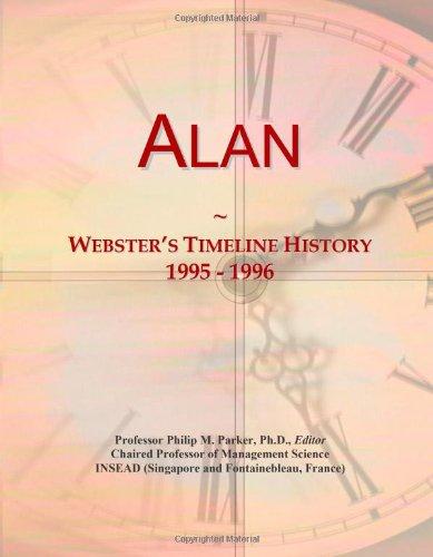 Alan: Webster'S Timeline History, 1995 - 1996