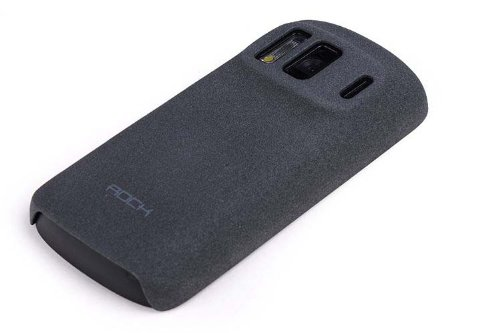 DEEP gray NEW Fashion popular Quicksand series protecter case for Nokia 808 PureView 808