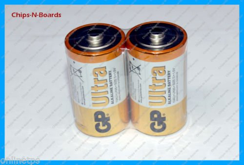 Godrej GP D Type Alkaline Battery Pack Of 2