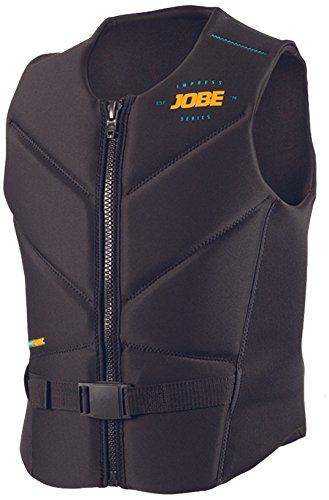 Jobe Sports Herren Westen Impress 3D Comp Vest, Schwarz, XXXS, 554015003