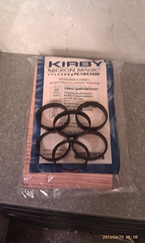 6 Belts 9 Sentria Micron Magic Kirby G3-6 UG Vacuum Bags BRAND NEW PRODUCT!!!!! (Bissel Hose Extension compare prices)