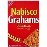 Nabisco Grahams Original Crackers (444880) 14.4 oz