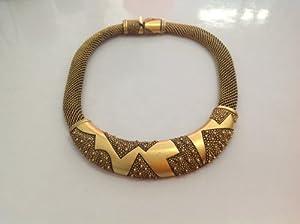 Jeet Kune Do 24k Gold-plated Necklace Souvenir Rare Bruce Lee