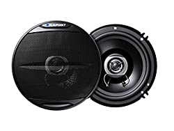 Blaupunkt Pure Coaxial 66.2 6.5-inch Two Way Coaxial Speaker