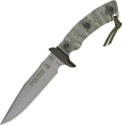 Tops Knives Apache Falcon Fixed Blade Knife
