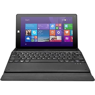 "Ematic EWT935DK HD 8.95"" Intel Quad-Core 32GB Tablet with Windows 10"