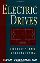 Electric Drives: Concepts And Applications