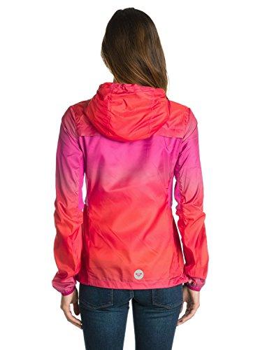 Roxy Outdoor Fitness Take It Easy Jacket - Women's Bright Berry, M
