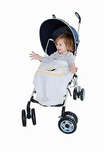 Bundlebean - Manta para silla de paseo marca Bundlebean en BebeHogar.com