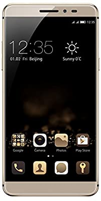 Coolpad Max A-8 (Gold)