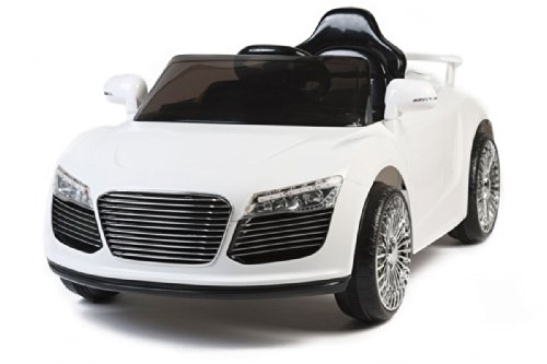 Audi R8 2012 New Design Kids Ride On Cars Electric Childrens 2 Battery 2 Motors Remote Control Toy Car
