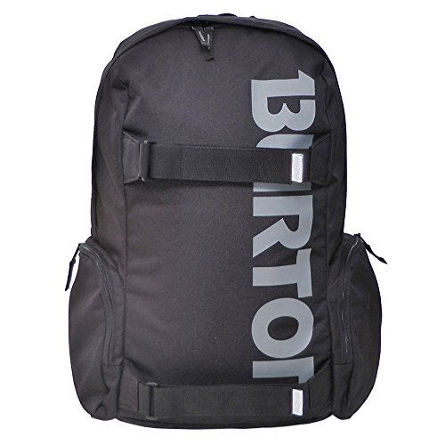 Burton, Zaino Emphasis, Nero (True Black), 15 x 38 x 58 cm, 23 litri