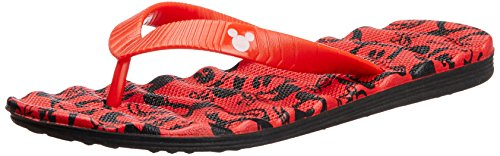 Disney Disney Minnie Girl's Flip Flops (Multicolor)