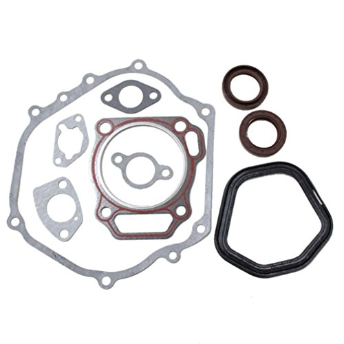 New Pack of Cylinder Head Exhaust Muffler Full Gaskets for Honda Gx390 13hp Engine New (Honda Gx390 Parts compare prices)