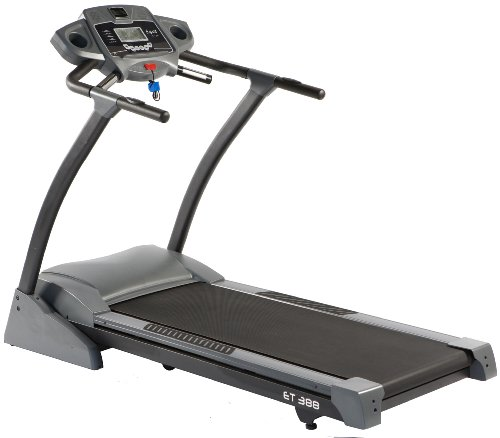 Spirit Esprit ET388 Folding Treadmill