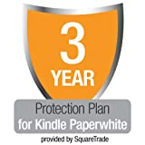 3-Year Kindle Paperwhite Protection Plan with Accident & Theft Cover by SquareTrade, UK customers only