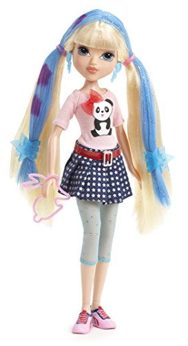 Moxie Girlz Magic Hair Stamp Designer Doll, Avery
