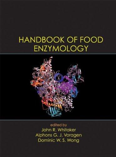 Handbook of Food Enzymology