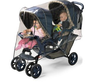 Travel System For Twins front-98094