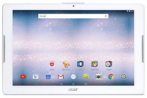 "Acer Iconia One 10 B3-A20-K296 Tablette Tactile 10"" Blanc (MediaTek Quad-Core, Mémoire 16 Go, Android 6.0)"