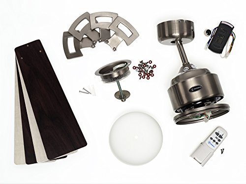 Westinghouse Lighting 7801040 - Ventilatore a pale, fissaggio a soffitto