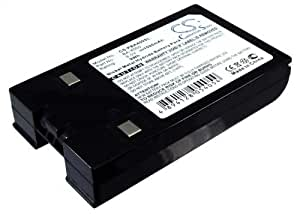 Replacement battery for Brother Superpower Note PN4400, Superpower Note PN5700DS, Superpower Note PN8500MDS, Superpower Note PN8700MDS, Superpower Note PN8800FXB